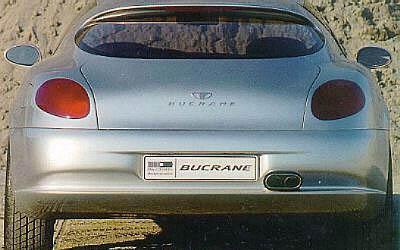 Daewoo Bucrane