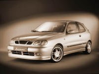 Wallpapers Daewoo Lanos Club 1